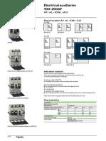 Elektrikal Auxilliary for NFB