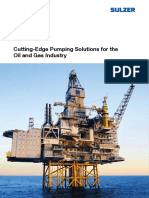 Cutting-Edge Pumping Solutions for the Oil and Gas Industry