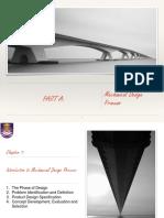 2. MEC531 Chapter 1 Mechanical Design Process