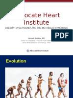 1 BUFALINO Obesity Dyslipidemia and the Metabolic Syndrome 9-12-2015 2[1]