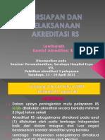 Persiapan Dan Pelaksanaan Akreditasi (2)