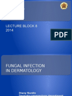 Fungal and Parasitic Infection in Dermatology