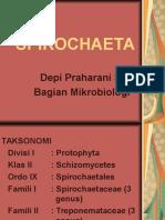 SPIROCHAETA.ppt