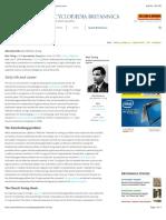 Alan Turing | British mathematician and logician | Britannica.com