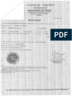 Temporary Import License for Phuentsholing