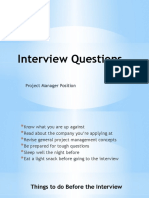 Interview Questions