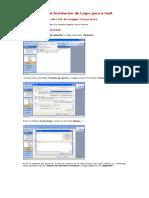 Instrucciones de Instalación de Logos para e-mail