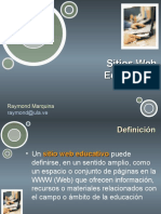sitios-web-educativos-1192924907703027-3.ppt