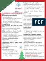 Navidad Huesca 2016/2017