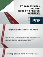 Etika Bisnis Dan Profesi Bab 6