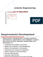 REQ08 - Concepts of Operation CONOps