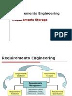 REQ13 - Requirement Storage