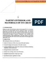 L-7 Earths Interior and Materials of Its Crust_l-7 Earths Interior and Materials of Its Crust