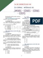 Lista 4 - Partículas Fundamentais