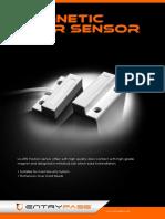 Magnectic Door Sensor