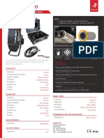 Caméra de canalisation - TUBICAM® Duo
