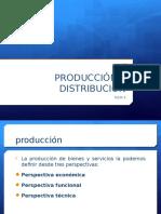 Produción e Distribución