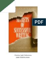 Secrets of Successful Writing