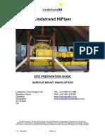Lindstrand Technologies HiFlyer Site Preparation Guide