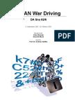 Diplomarbeit Wlan - War Driving
