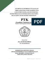 Ptk Ekonomi Cecep 20142015 Xii Semester1