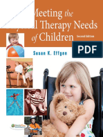 Meeting the Physical Therapy Needs of Children - Effgen, Susan K. [SRG]