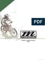 2009 Dorado Owner's Manual Low-res