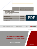 IP Microwave Solution