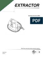 Windsor Mini Extractor Presto PRS3