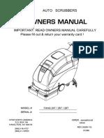 Viper Fang24!26!28t Manual Parts