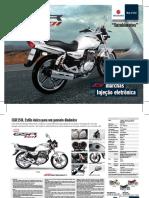 Catalogo GSR 150i