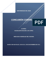 Conclusión Conferencia