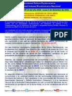 Triunfo de la ANEP Manual de Puestos PP