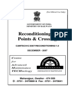 Booklet on Reconditioning of Points & Crossing(1)