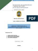 Trabajo de Modernizacion de La Gestion Publica Ultimo.docx Uuuuuu