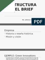 Estructura Del Brief