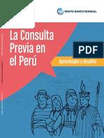 La Consulta Previa en El Perú