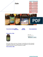 Purica Supplements