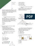 Uas Matemaika Semester 1
