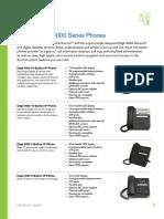 Vertical Telephone System Edge 9000 Series Phones