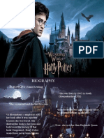 Harry Potter power point