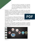 Documento de Simulación de Una Cadena de Abastecimiento