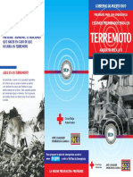 Brochure Terremotos