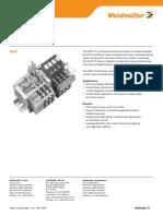 LIT1019 WMF2.5 Terminals Datasheet