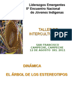 Taller Interculturalidad Liderazgos Indigenas Campeche de La Cdi
