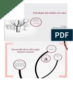 Psicología Del Adulto - Levinson