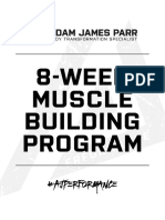AJP+8-Week+Muscle+Building+Program