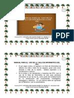 Manual Para El Uso de La Sala de Informática PFC