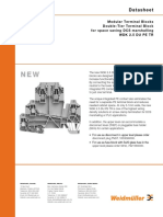 LIT1024 WDK 2.5 DU PE TR Terminals Datasheet