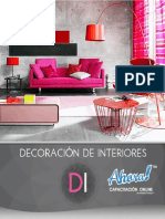 LECCION 1 A  - Decoracion de Interiores